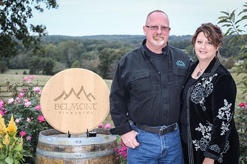 Belmont Winemaker Jeff Voss